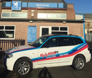 Motortune - Vehicle Repair in Blackpool